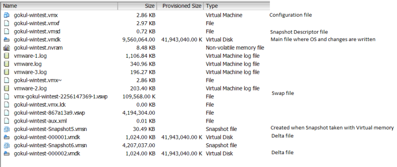 vmware-files