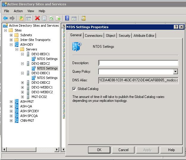 global-catalog-server